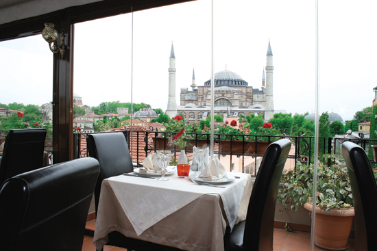 Atdaa the outspoken travel guidebook for Al sinno hotel istanbul